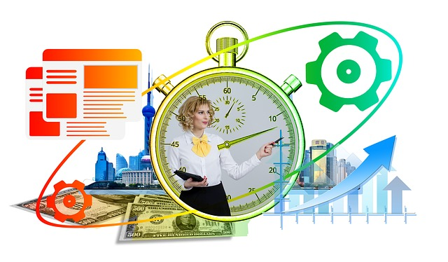 Simple steps for improving business productivity