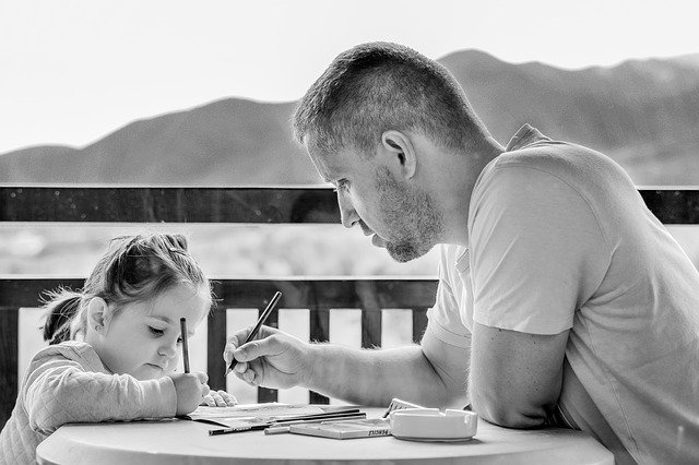 The best way to approach children about divorce