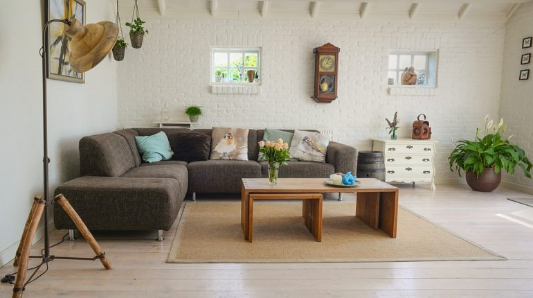 Four simple ways to transform your home