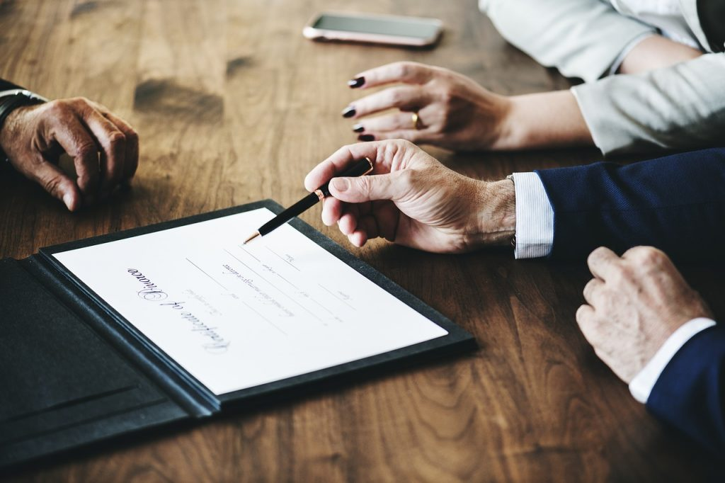 Steps to take when applying for divorce