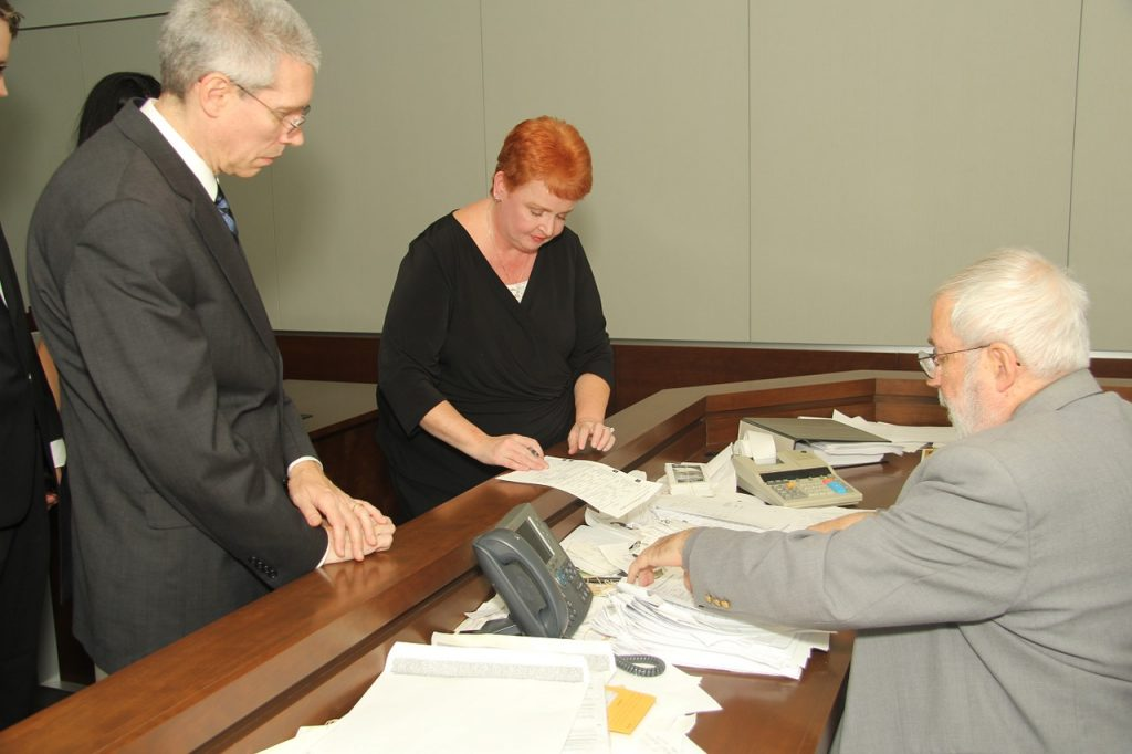 Advice for filing your affidavit properly