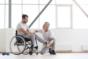Disability services care provider