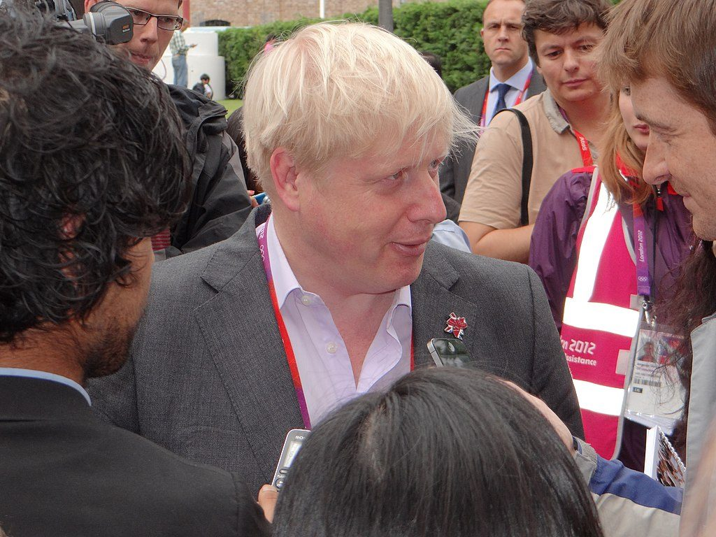 Boris Johnson Compares Himself To The Incredible Hulk