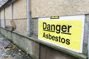 DIY renovators warned about digging up hidden asbestos