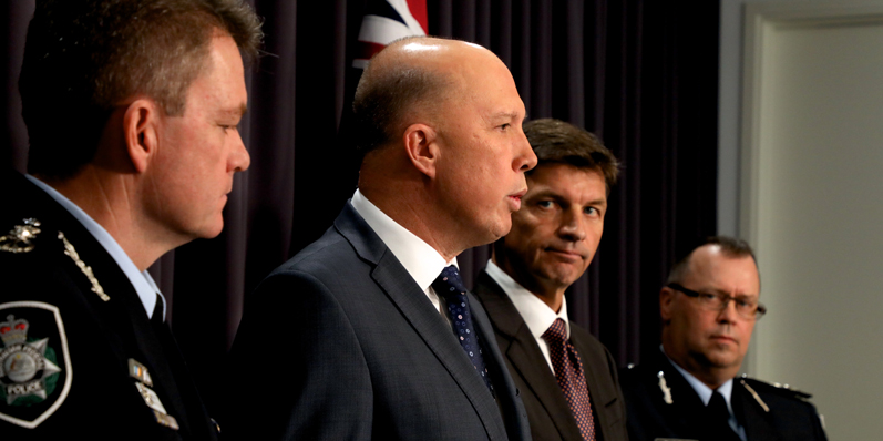 Dutton's citizenship laws could cause terrorism risks, says ASIO