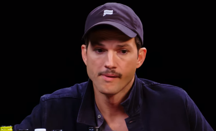 "Ashton Kutcher admits being ""fired"" from Elizabethtown"