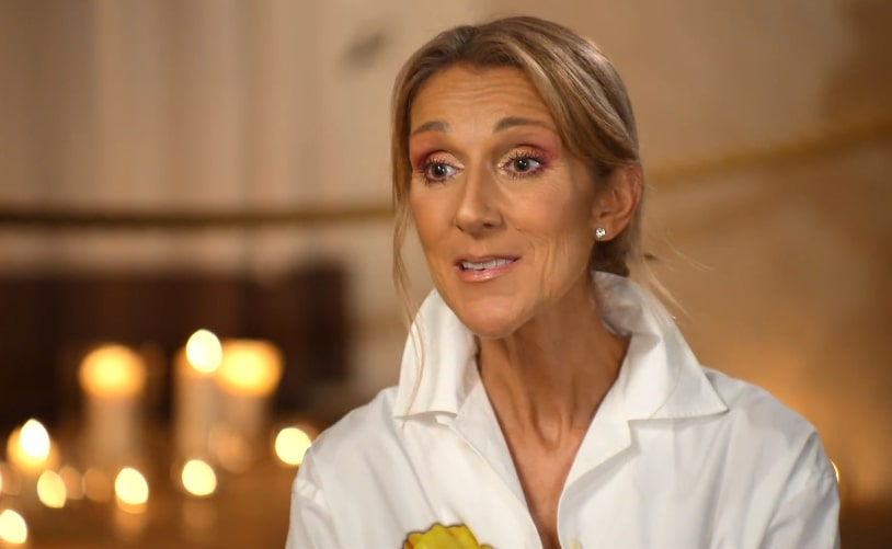 Celine Dion on her dating status after her husband's passing