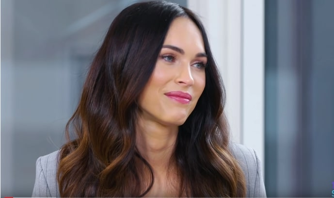 Megan Fox on teaching her son to be confident in dresses