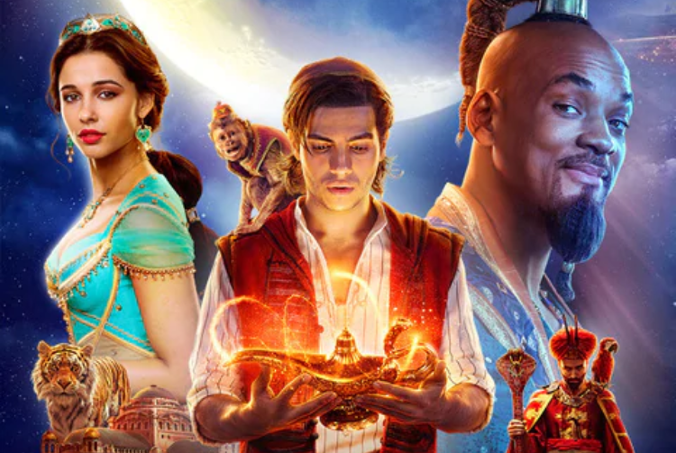 "Mena Massoud teases the possibility of an ""Aladdin"" sequel"