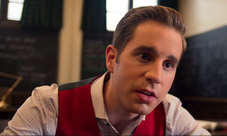The Politician's Ben Platt on the Netflix series' queerness