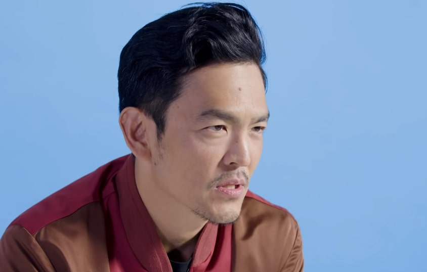 "John Cho injured on the set of ""Cowboy Bebop"" adaptation"