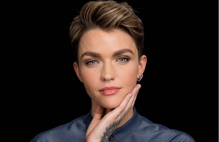 "Ruby Rose risked being paralyzed on the set of ""Batwoman"""