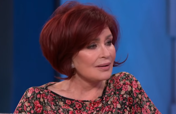 Sharon Osbourne on the downside of surgical facelifts