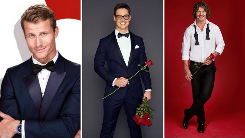 The Bachelor Australia men