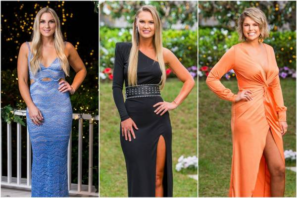 The Bachelor Australia stylish dresses