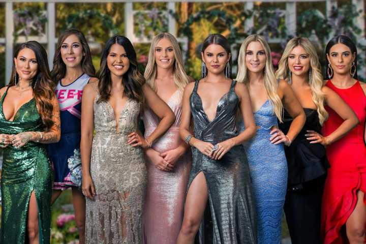 The Bachelor Australia women