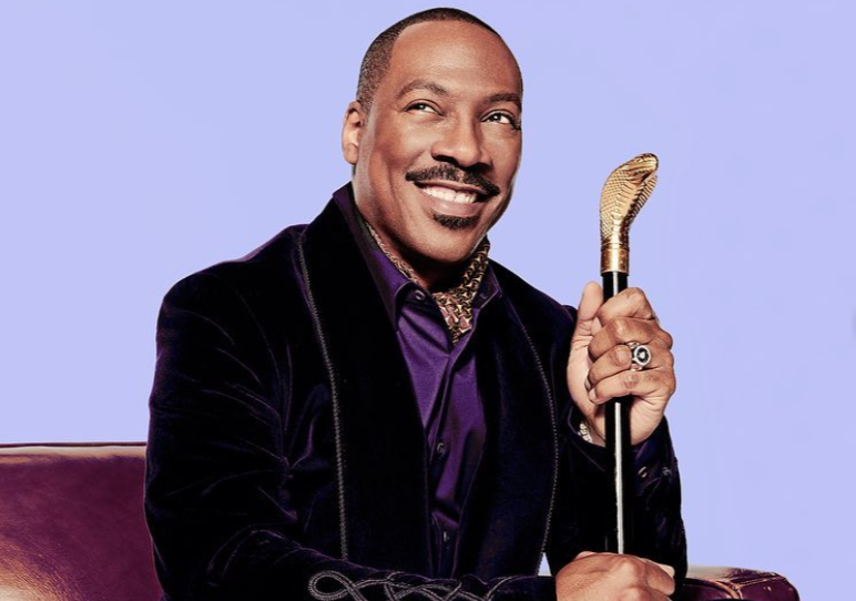 "Eddie Murphy feels ""like an idiot"" for rejecting this one movie"