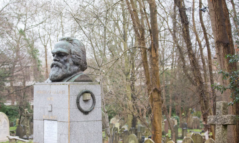 Karl Marx's grave gets improved surveillance with CCTVs