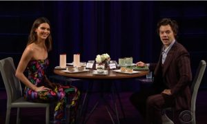 Harry Styles refuses to say which of his songs is about Kendall Jenner