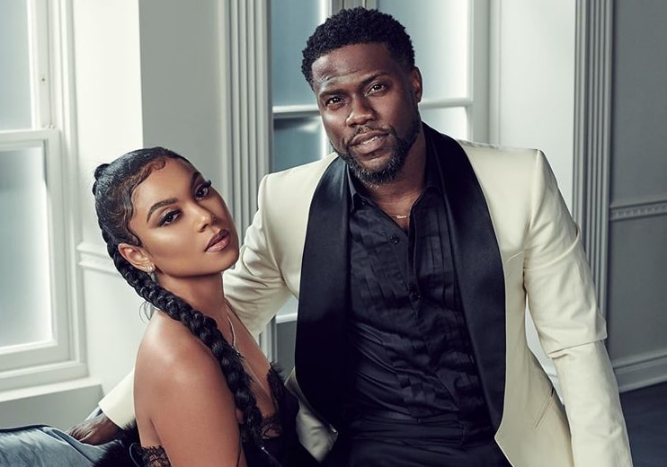 Eniko Hart's emotional revelation on Kevin Hart's cheating scandal