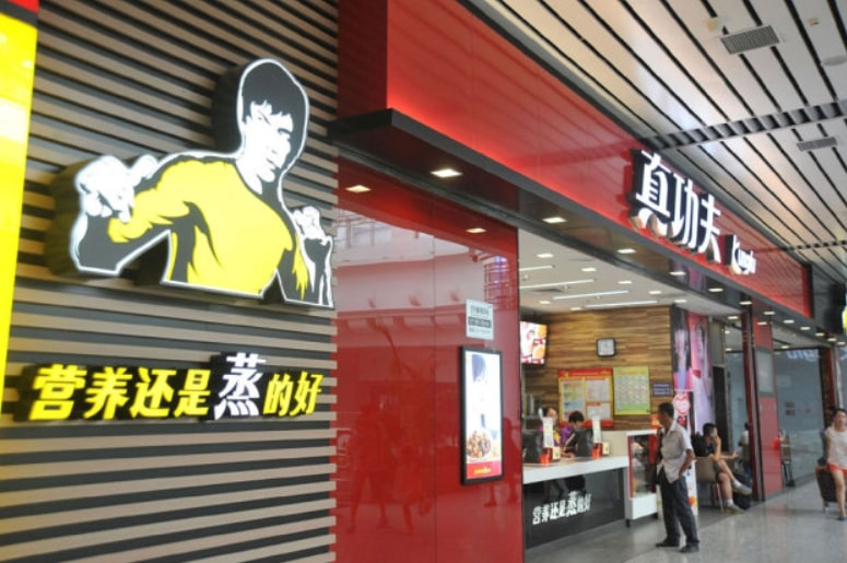 Bruce Lee's daughter files 30 million lawsuit against fast food chain