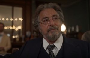 "An inside look into Al Pacino's new Amazon series ""Hunters"""