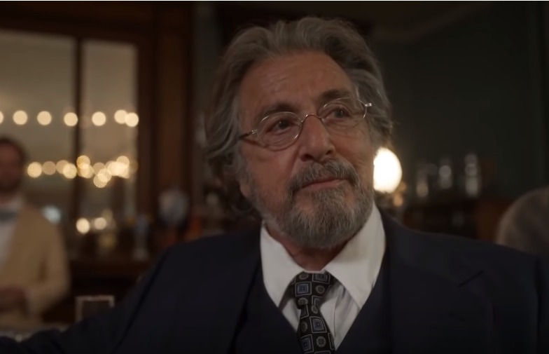 "An inside look into Al Pacino's new Amazon series ""Hunters"""
