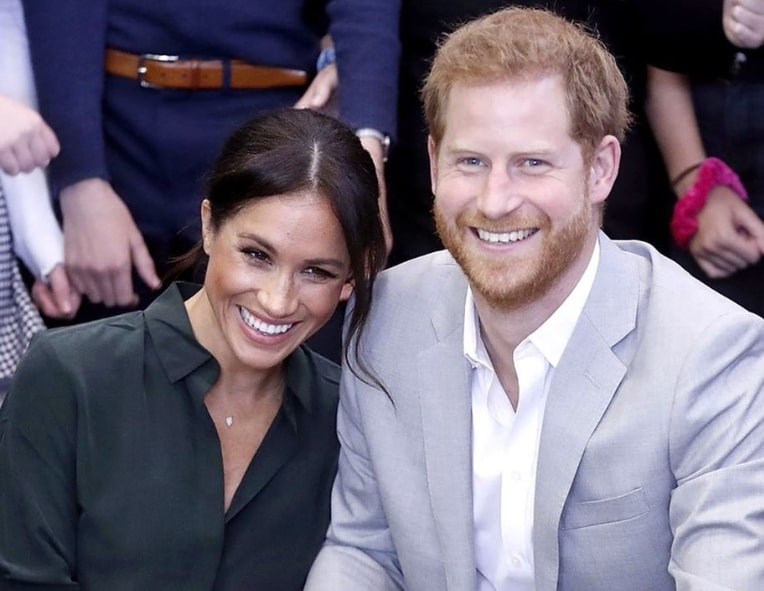 "Prince Harry and Meghan Markle aims to globally trademark ""Sussex Royal"""