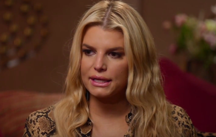 Jessica Simpson details confronting her sexual abuser