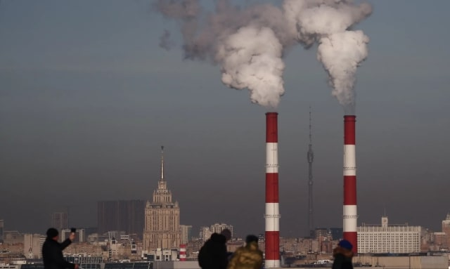 "Russia plans to ""use the advantage"" of global warming"