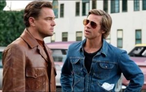 Leonardo DiCaprio on his on-screen chemistry with Brad Pitt