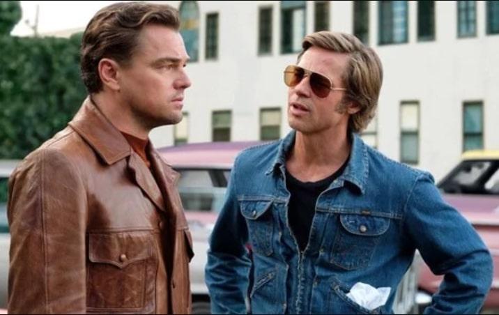 Leonardo DiCaprio on his on-screen chemistry with Brad Pitt
