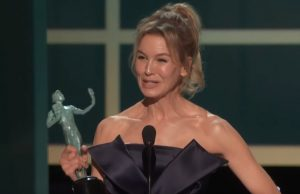 Renée Zellweger's Judy Garland portrayal wins big at SAG