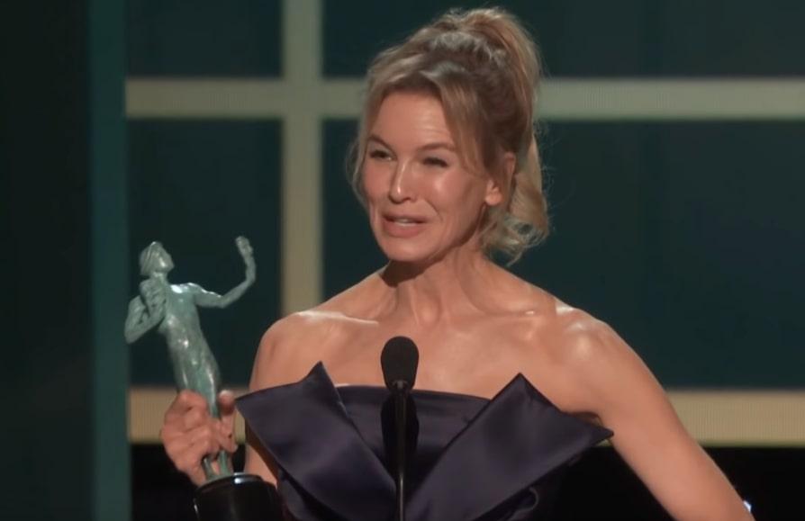 Renée Zellweger's Judy Garland portrayal wins big at SAG