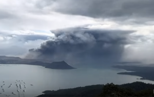 Philippines: Thousands displaced in Taal volcano eruption
