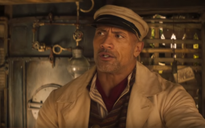 Dwayne Johnson reflects on what it takes to be a movie star