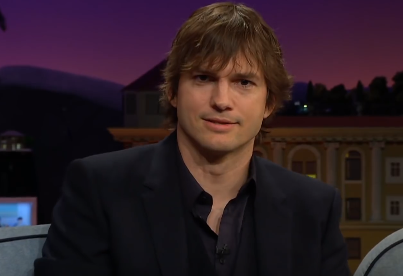 Ashton Kutcher talks staying in touch with ex Demi Moore's kids