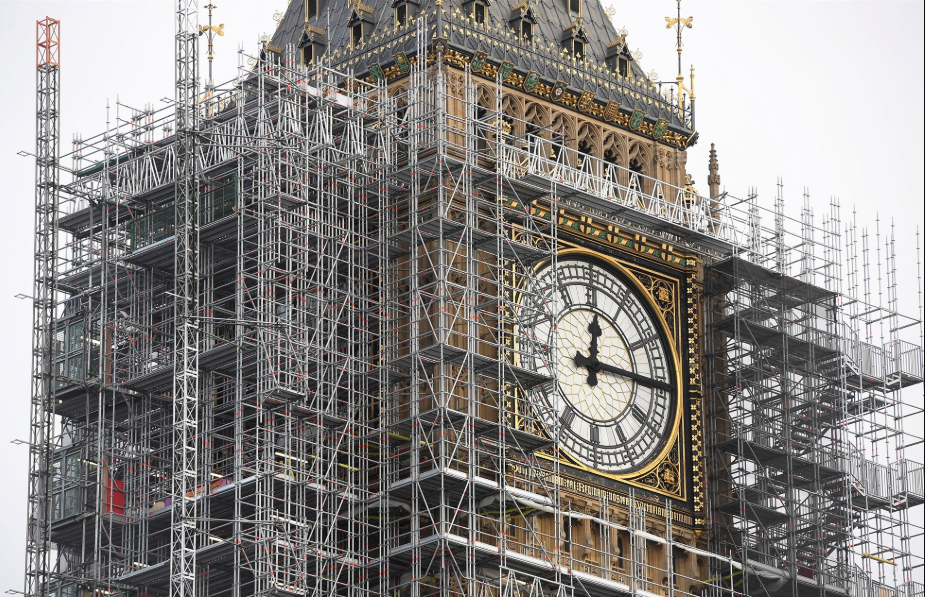 Big Ben damage from Nazi bombing worse than initially thought