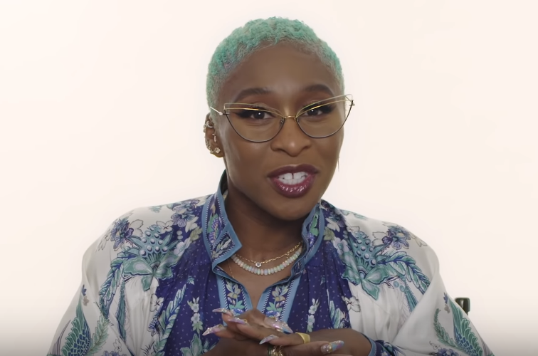 "Cynthia Erivo talks her ""bittersweet"" Oscars nominations"