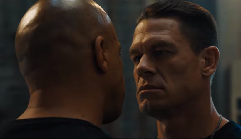 John Cena says he isn't playing a bad guy in Fast & Furious 9