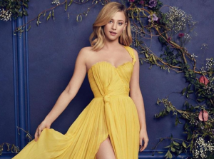"Weight gain made Lili Reinhart feel ""insecure"" on Riverdale"
