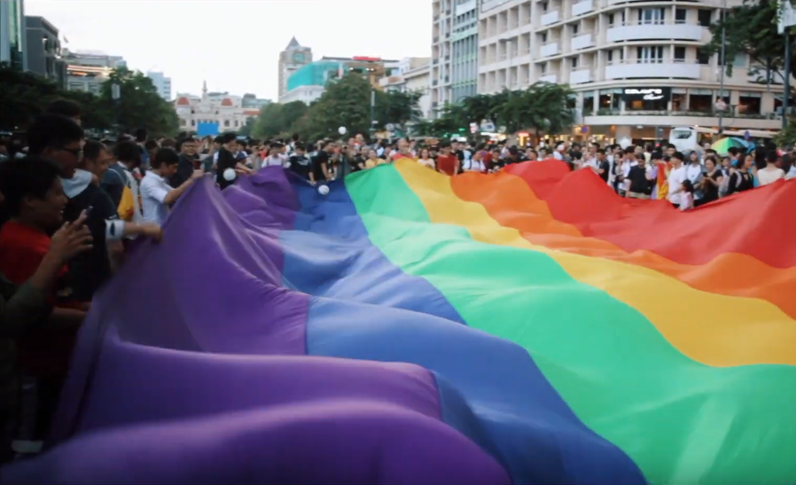 "Vietnam accused of teaching youth that homosexuality is a ""disease"""