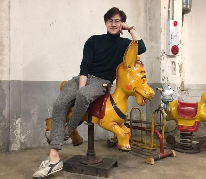 Kenny Hong Kyoung-soo