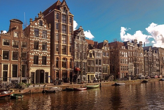 Bashar Ibrahim in Amsterdam