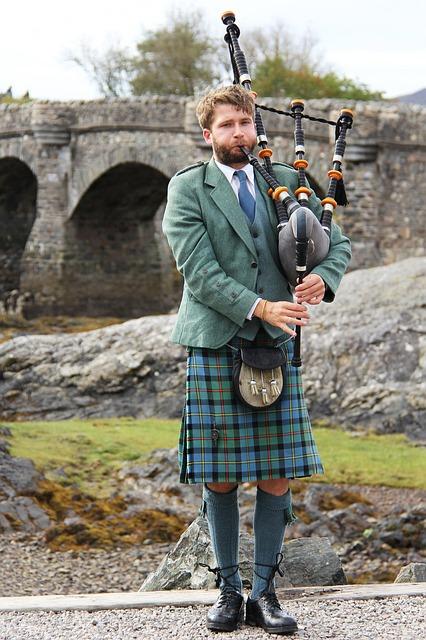 Bashar Ibrahim in Scotland