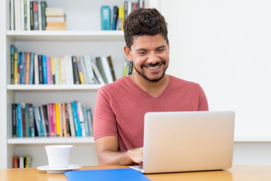 Bashar Ibrahim working in Sydney