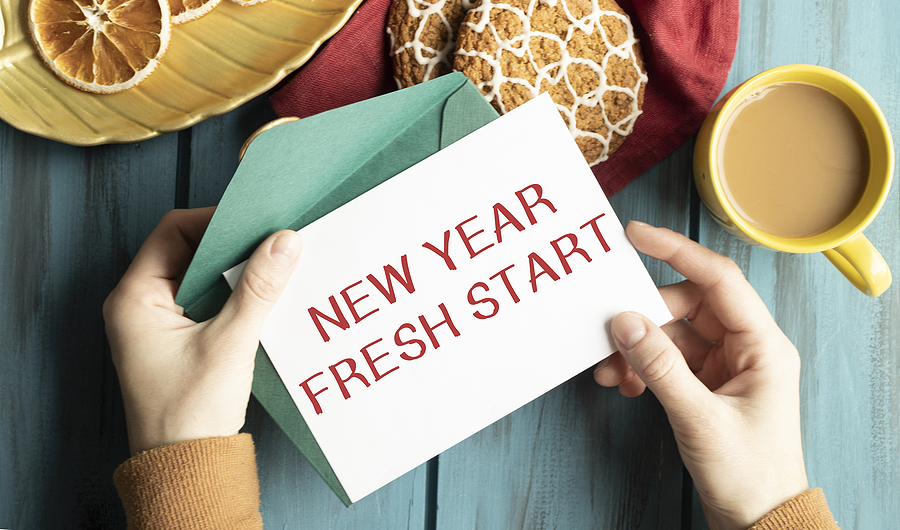 Russell Jack of Southland Discusses Five New Year's Resolutions Worth Keeping